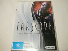 "FARSCAPE THE COMPLETE SEASON TWO, SCI FI 6 DVDS, PAL ""PREOWNED"" AUZ SELLER"
