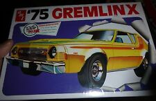 AMT 1975 AMC GREMLIN 768 1/25 Car Mountain 1/25 Model Car Mountain KIT FS