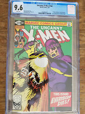 X-Men #142 CGC 9.6 White Pages Days Of Future Past