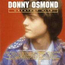 Greatest Hits: Donny Osmond by Donny Osmond (CD, May-1992) Nice! Free Ship #GE60