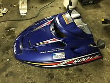 Polaris xc classic pro x rmk edge switchback 800 01 02 03 04 600 blue hood cowl