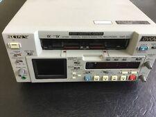 Sony DSR-25 DVCAM DV Mini DV Digital Video Cassette Recorder VTR Editing Deck