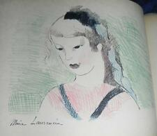 Alice in Wonderland 1930 Illustrated by Marie Laurencin Only 370 Copies !