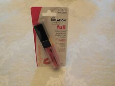 Lot of Two  Sally Hansen Lip Inflation Color- Full 6690-85 Temptress