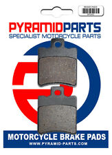 Malaguti F-12 100 Phantom Twin Disk 2002 Rear Brake Pads