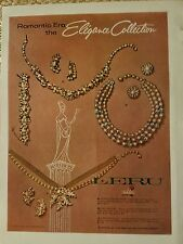 1957 Romantic Era the Elegance Collection jewelry by Leru color AD
