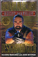 Rogue Warrior: Designation Gold by R. Marcinko/J. Weisman (1997, HC, 1st Pr.)