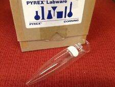 Pyrex - 50mL Conical Centrifuge Tubes - P/N: #8060-50 - Qty 11 - NEW