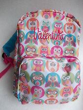 Kinder Rucksack Backpack Kindergartentasche Valentina Ramos Eulendesign Eule