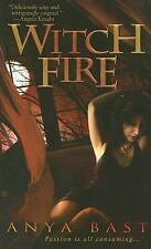 Witch Fire (Elemental Witches, Book 1) Bast, Anya Mass Market Paperback