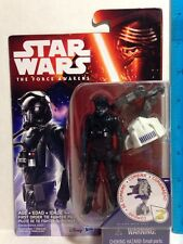 FIRST ORDER TIE FIGHTER PILOT STAR WARS THE FORCE AWAKENS SHIPS WORLDWIDE