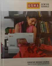 Brand New Usha Creative Design Course Book