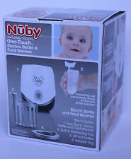 Nuby Art.92318 One-Touch™ Electric Bottle and Food Warmer