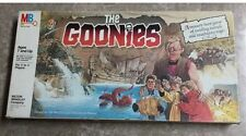 The Goonies Board Game Milton Bradley Vintage 1985 100% Complete + RARE POSTER