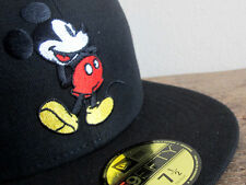 DISNEY x NEW ERA 59FIFTY Mickey Mouse Fitted Cap sz 7 1/2 hat marvel minnie