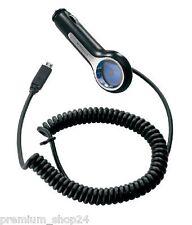 Motorola 12V Auto Coche Cargador SPN5400A Micro USB Rápida con LED