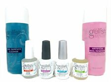 Harmony Gelish Soak-Off Gel Nail Polish Full Size Basix Kit
