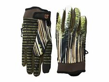 NEW! Burton Spectre Ski Snowboard Men's Gloves Color Blotto Big Trees Large