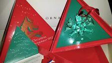 SWAROVSKI stella natalizia anno 1992 - Nuovo e originale condizioni perfette