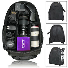 Camera Backpack Bag Case for Canon EOS Rebel DSLR T3i T5i T4i T5 T3 T2i SL1 XTi