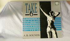 TAKE 6 - A.B. SOUNDS VARIOUS HOUSE CLASSICS - EX VINYL LP RECORD -G