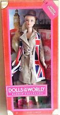 Barbie Dolls Of The World: United Kingdom Barbie Doll