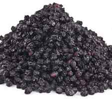 Elderberries - Dried Whole Berry - Sambucus nigra - 1 LB