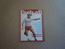 Sélection Football N°03 - La réussite de Keegan
