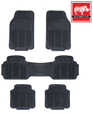 TOYOTA AVENSIS VERSO 5 PIECE MPV HEAVY DUTY RUBBER CAR MATS