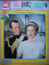 POINT DE VUE N° 1783 PRINCESSE ANNE MARK PHILLIPS PRINCESSE GRACE DE MONACO 1982