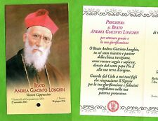 Reliquia Santino  Reliquiario –  Beato Andrea Giacinto Longhin