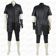 Final Fantasy XV Noctis Lucis Caelum Cosplay Costume Full Set All Size