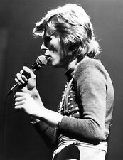 David Bowie 1974 Promo Glossy Photo Music Print Picture A4