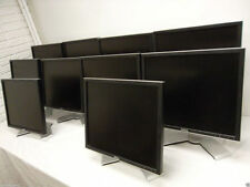 "DELL Lot of 10, 19"" LCD  Flat Panel Monitor Displays Grade A, Fast shipping"