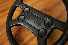 VW GOLF MK2 GTI Four Spoke Rabbit Jetta Cat GTI G60 Steering Wheel No Air Bag