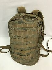 USMC Marine ILBE MARPAT 3 Day Assault Pack MOLLE GEN II - Poor Condition