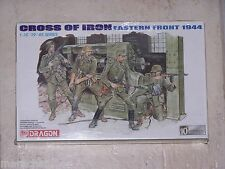 Figurines DRAGON 1/35ème CROSS OF IRON EASTERN FRONT 1944