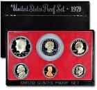1979 United States US Mint Clad Proof Set First Year of Susan B. Anthony SKU1425