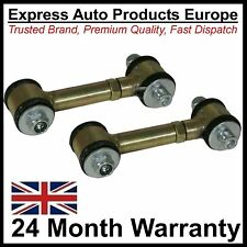 Pair Anti Roll Bar ADJUSTABLE Drop Links VW Golf Mk4 Bora New Beetle