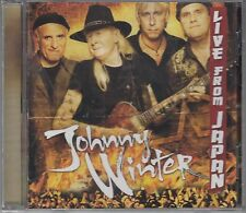 Johnny Winter - Live from Japan 2011, 2x Lp. Neu