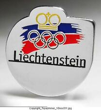 OLYMPIC PIN 2010 VANCOUVER COUNTRY NOC LIECHTENSTEIN