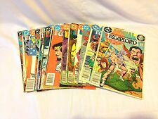 DC Comics 1981-1984, Lot of 19 #s 43-87, The Warlord, + annuals