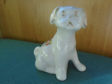 Torquay Crest Devon-King Charles Spaniel dog-FIORENTINA Crested China