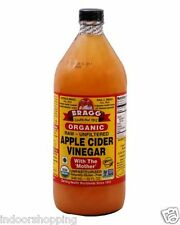 Bragg Organic RAW Apple Cider Vinegar with the Mother 16oz ( 473 ML)