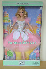 2002 Collector Edt Ballet Series PEPPERMINT CANDY CANE BARBIE in The Nutcracker