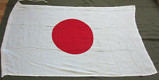 WWII JAPANESE JAPAN IJA NAVY MEAT BALL FLAG- SIZE 3X2