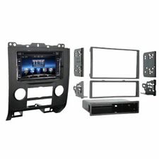 In Dash Black Multimedia OE Fitment GPS Navigation Radio For Ford Escape 08-12
