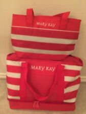 NEW Mary Kay Star Prize RED Coleman Cooler Bags SUPER CUTE! You Get 2 Bags