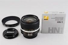 【MINT】 Nikon Ai-s Nikkor 24mm f/2.8 Wide Angle w/ HN-1 Hood from Japan #856843