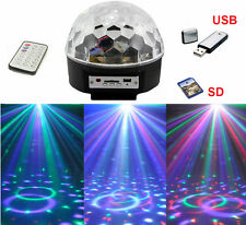 Sfera luminosa proiettore disco,dj discoteca.Luci colorate,party,come laser !!!!
